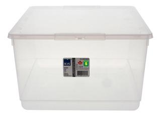 Caja De Almacenamiento De 15 Litros Con Tapa