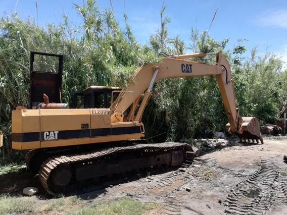 Oportunidad X Renovacion Equipos Excavadora Caterpillar