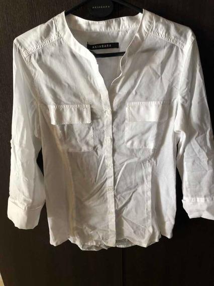 Akiabara Camisa Blanca