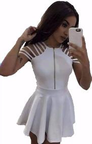 a7d24531c Vestido Branco Reveillon Juju Salimeni - Calçados, Roupas e Bolsas ...