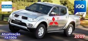 Atualização Mapa Igo Multimidia Mitsubishi Nx700b 2019