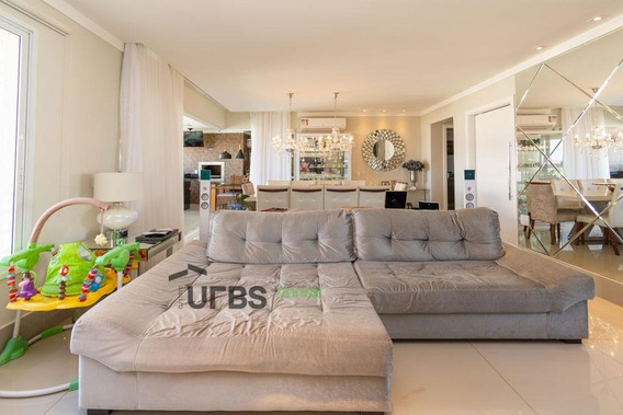 Apartamento Com 4 Dormitórios À Venda, 232 M² Por R$ 1.600.000 - Setor Marista - Goiânia/go - Ap2814
