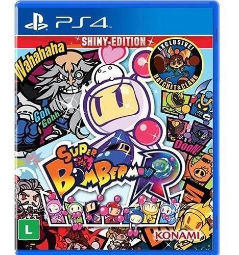 Super Bomberman R - Ps4 Midia Fisica