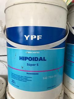 Aceite Hipoidal Super S Sae 75w 90 De 20 Lt