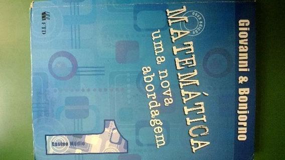 Matematica Uma Nova Abordagem Vol 1