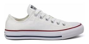 Tênis Converse All Star Branco Cano Baixo Ct00010001