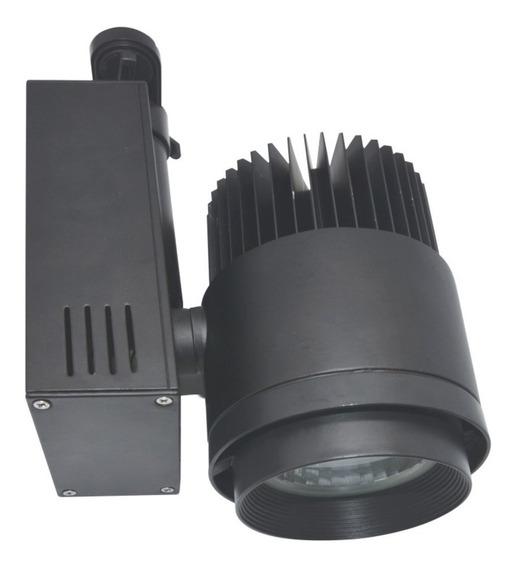 Spot Led Trilho Eletrificado 20w Bivolt 6500k Original 1054b