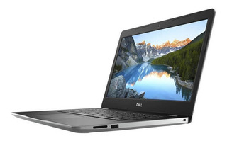 Notebook Dell 14 Inspiron 3481 Ubuntu Gris