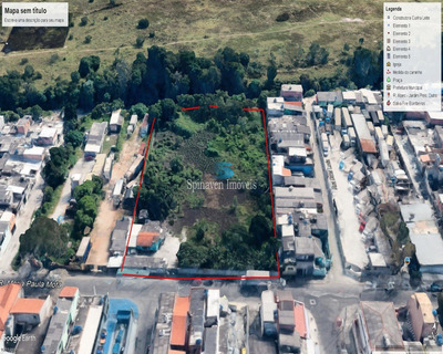 Área Mista Em Guarulhos - Ao Lado Do Aeroporto Internacional - Ar00013