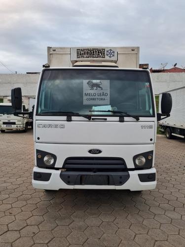 Ford Cargo 1119 Com Baú Frigorifico  - Ano 2015