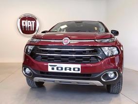 Nueva Fiat Toro Fredom 4x2 Anticipo De $140.000 No Usada Gnc