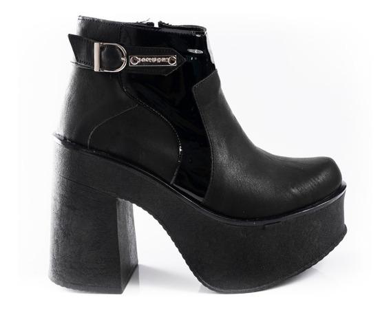 Botas Zapatos Mujer Plataformas Borcegos Botinetas Livianos