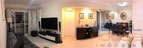 Apartamento - Vila Valparaiso - Ref: 24566 - V-24566