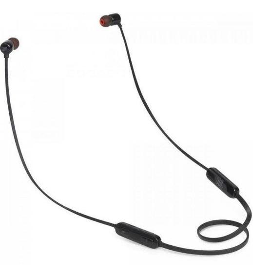 Fone De Ouvido Bluetooth Tune 110bt Preto Jbl