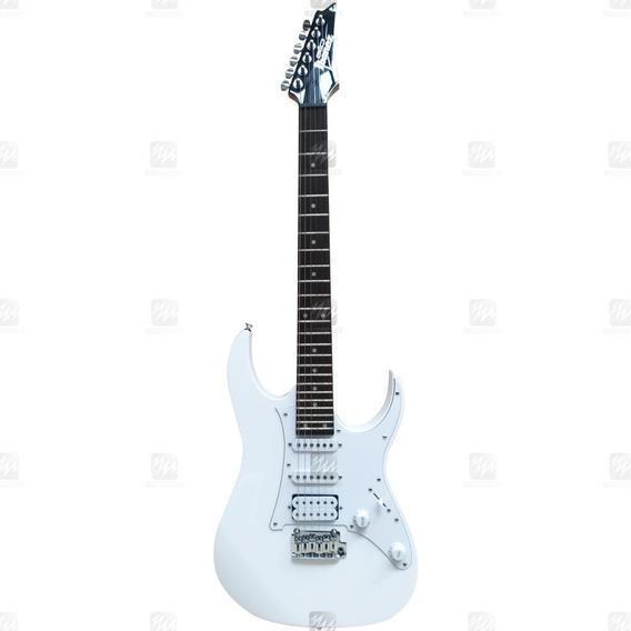 Guitarra Super Strato Ibanez Grg 140 Stratocaster Branca