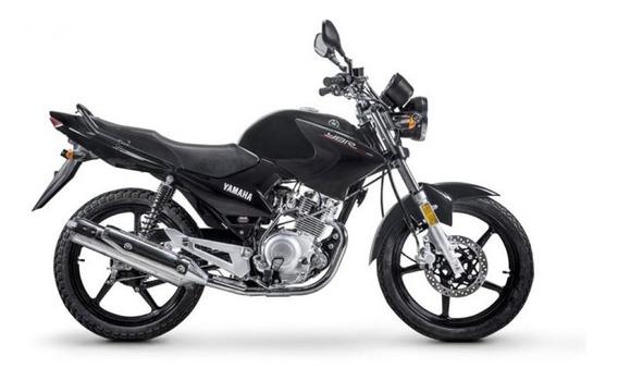 Yamaha Ybr 125 Ed Ahora 12