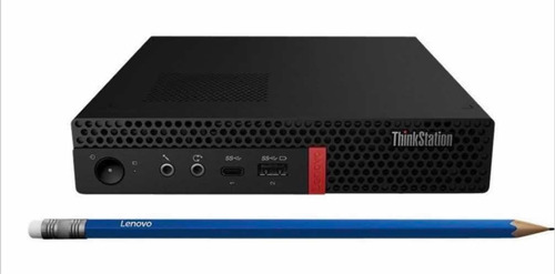 Imagem 1 de 3 de Mini Pc Lenovo M920q I5-8500t M2 240gb 8g Ddr4 Win10pro