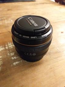 Lente Canon 28mm F1.8 Usm