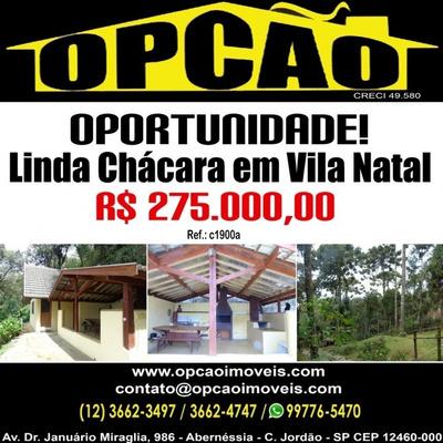 Vila Natal - Linda Chácara - C1900a