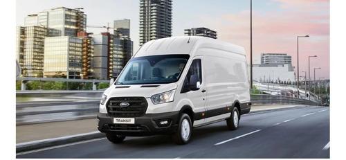 Ford Transit Medio Techo Elevado 2021