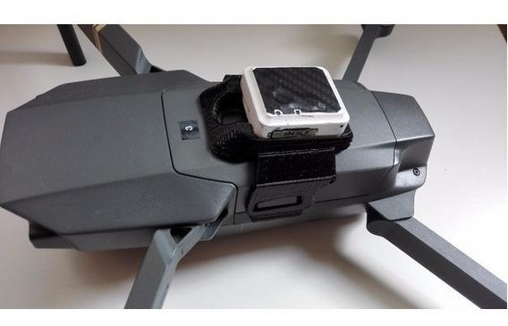 1 Acessório Rastreador Localizador Gps Rf-v16-dji Mavic Pro