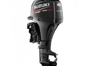 Motor Fuera De Borda Suzuki 40 Hp 4 Tiempos