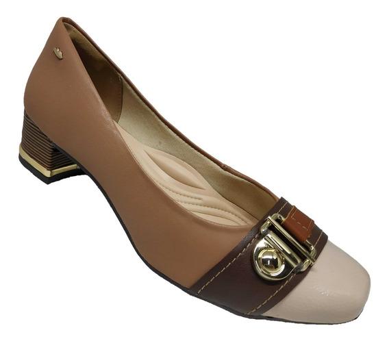 Sapato Feminino Dakota Salto Baixo G1084