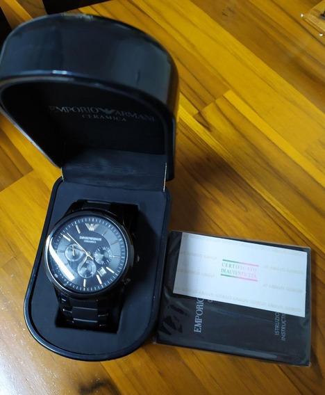 Relógio Empório Armani Ar1451