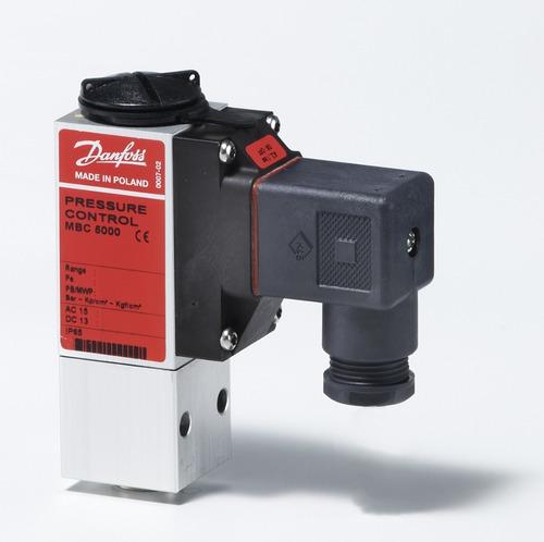 061b201266 Pressostato Mbc 5000 -0,2 A 1 Bar 1/4  Danfoss
