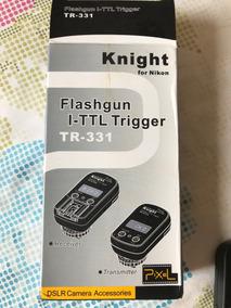 Flashgun I-ttl Trigger Para Nikon