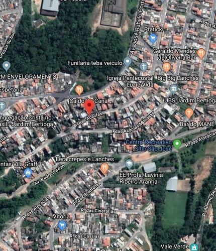 Imagem 1 de 12 de Varzea Paulista - Jardim Bertioga - Oportunidade Única Em Varzea Paulista - Sp | Tipo: Terreno | Negociação: Venda Direta Online  | Situação: Imóvel Desocupado - Cx1444407837380sp