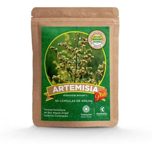 Imagen 1 de 3 de 240 Caps De Auténtica Artemisia Annua Orgánica