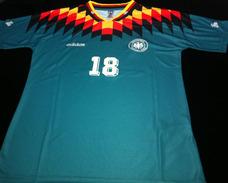 Camisa Alemanha 1994 - Camisas de Futebol no Mercado Livre Brasil ba98c0bc430e8