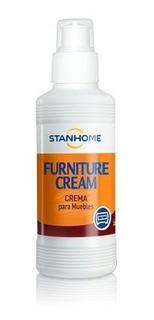 Crema Para Pulir Muebles Madera Y Formica Stanhome X 4