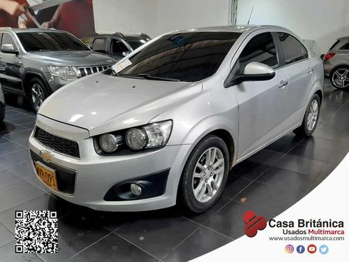 Chevrolet Sonic Lt Automatico 4x2 Gas-gasolina