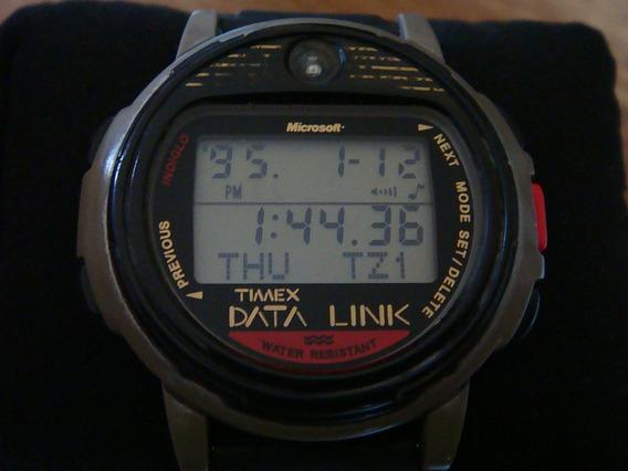 Reloj Timex Data Link. Microsoft. Vintage.
