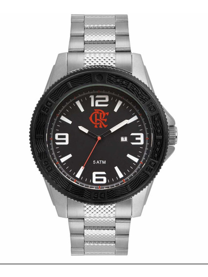 Relógio Flamengo Caixa 50mm