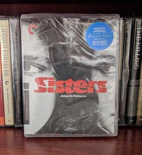 Criterion - Sisters (bluray) - Brian De Palma