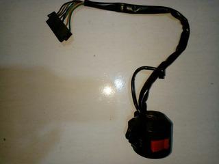 Punho Lado Esquerdo Partida Moto Traxx Joto 125/35