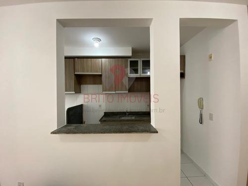 Apartamento Para Venda Em Mogi Das Cruzes, Vila Santana, 3 Dormitórios, 1 Suíte, 1 Banheiro, 1 Vaga - 521_1-1716674