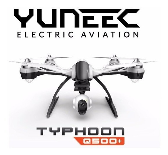 Manual Em Português Do Drone Typhoon Q500+ Yuneec