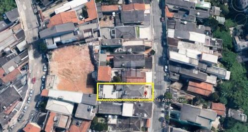 Terreno À Venda, 325 M² Por R$ 850.000,00 - Vila Assis Brasil - Mauá/sp - Te0106