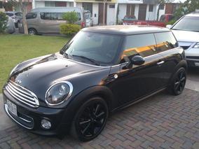 Mini Cooper 1.6 All Black 6vel Aa Mt Aire Muy Conservado