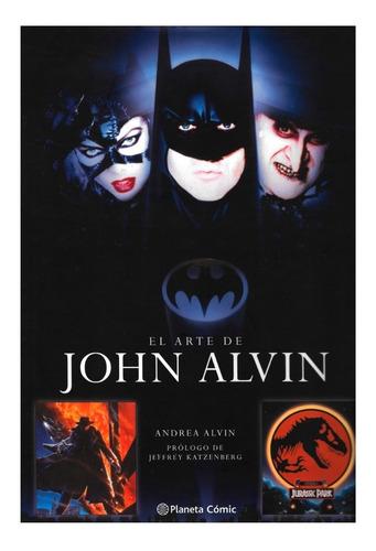 El Arte De John Alvin - Planeta Comic - Posters Cine 80s