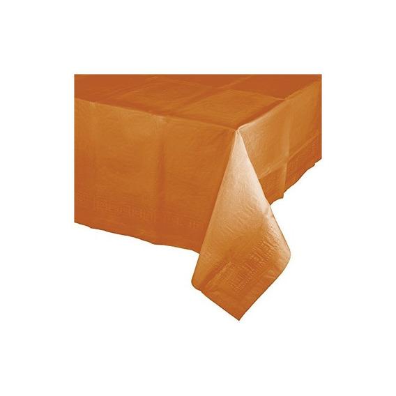 Cubiertas De Mesa Con Revestimiento De Plástico 6 Count Touc