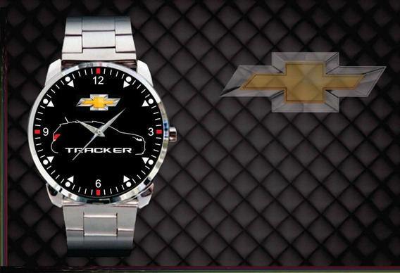 Relógio De Pulso Personalizado Silhueta Tracker- Cod.gmrp051
