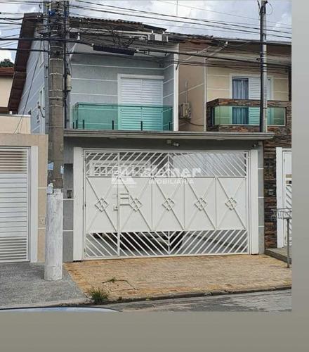 Imagem 1 de 15 de Venda Sobrado 3 Dormitórios Vila Nova Bonsucesso Guarulhos R$ 465.000,00 - 37425v