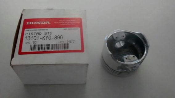 Pistão Cg125/xlr125-original Honda-92/02