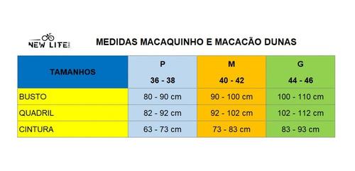 Imagem 1 de 1 de Macacão Ciclismo Feminino Poa Vermelho Mc    Original