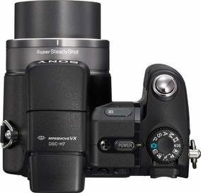 Sony 8.1 Mp Cyber Shot Camera